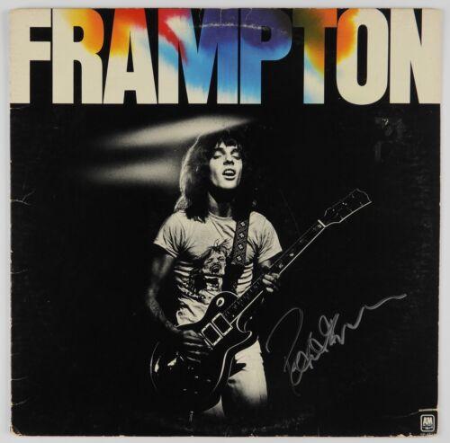 Peter Frampton JSA Signed Autograph Record Album Vinyl LP