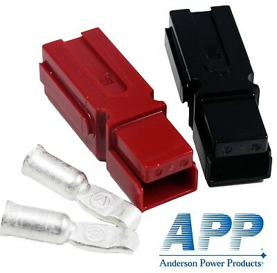 Anderson Powerpole 75 Amps Connector Power Pole Kit W 8 Awg Contact