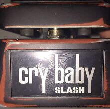 Dunlop Slash Cry Baby Classic Wah Wah Pedal Mount Colah Hornsby Area Preview