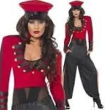 CHERYL COLE SOLDIER FANCY DRESS OUTFIT SIZE 12/14 FOR CHRISTMAS / NEW YEARS P PARTY OR HEN DO