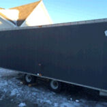 Room to ship in Trailer Nova Scotia to Newfoundland