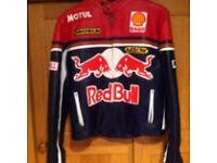 Redbull bike jacket