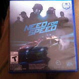 Need for speed 2015 (ps4) St. John's Newfoundland image 1