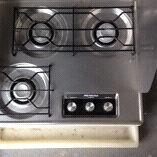 Camper/Rv propane stove like new
