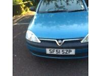 Vauxhall corsa spares r repairs