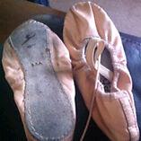 Ballet Shoes size 3.5A Schofields Blacktown Area Preview