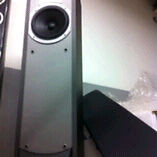 Mint Cerwin Vega Speakers. Center channel with matching towers.  Kitchener / Waterloo Kitchener Area image 7
