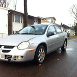 2005 DODGE NEON! LICENSED/INSPECTED! FIRST 1000$