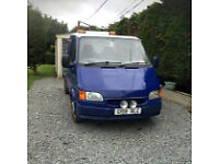 Ford transit spec swap or sell