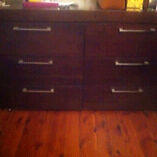 Tall boy with 6 drawers $20 Enfield Burwood Area Preview