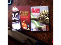 Star Wars The Clone Wars DVD