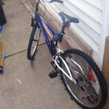 Looking for a free mounting bike located in welland