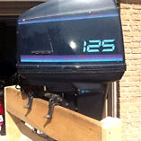 Force 125 hp Outboard