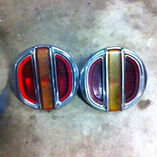 Ford 1968 xt falcon tail lights Boonah Ipswich South Preview