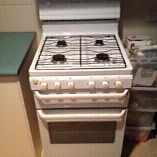 Westinghouse Avondale gas cooktop and electric oven Ocean Grove Outer Geelong Preview