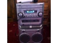 The singing machine, karaoke system