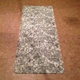 Soft foam rug or mat