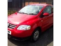 2010 VOLKSWAGEN FOX 1.2 FULL MOT 1 OWNER FROM NEW *SALE*