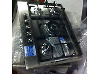 5 burner hob **NEW-NEW** 70cm warranty included call today or visit us