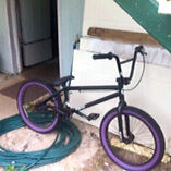 Bmx bike Caboolture South Caboolture Area Preview