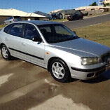 2001 Hyundai Elantra. Biloela Banana Area Preview