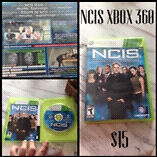 NCIS for XBOX 360