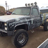 Looking for 1981-1987 chev truck parts