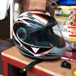 dainese tribal helmet size small