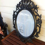 IKEA ornate frame Lilyfield Leichhardt Area Preview