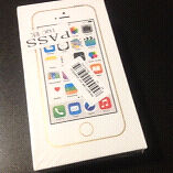 new iPhone 5s gold 64 unlocked+free screen protector Thornlie Gosnells Area Preview