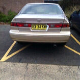 Toyota Camry 1 year rego Phillip Woden Valley Preview