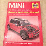 Haynes manual mini 2001-2005