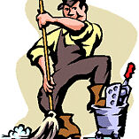 House cleaner available. Experienced and well priced.
