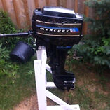 Mercury 9.8 hp outboard