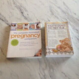 Pregnancy Book & What to expect the first year