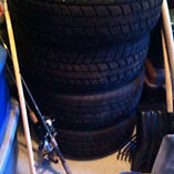 All season 265/70/R16 tires for sale