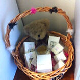 NATURAL SOY WAX GIFT BASKET Bidwill Blacktown Area Preview