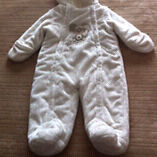 Baby snowsuit 0 to 12 months
