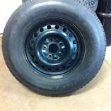New 225/75R16 toyo open country tires on rims! $600$ obo Kitchener / Waterloo Kitchener Area image 1