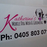 Katherines mobile dog wash and grooming Slacks Creek Logan Area Preview
