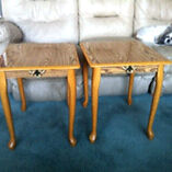End tables - 2 for $20