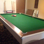 Wooden Pool Table 4 SALE
