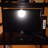 """19"""" flat screen computer monitor for sale"""