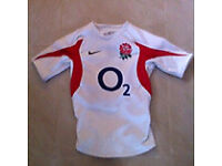 England rugby top