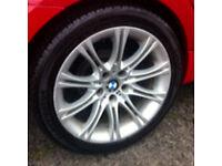 BMW alloys 5 x 120 mv2