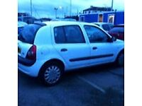 2003 RENAULT CLIO 1.2 EXPRESION *SALE*