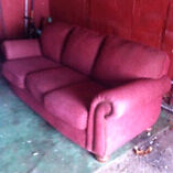 Full size couch for sale
