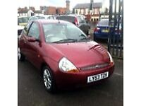 2004 MODEL FORD KA 1.3 LUXURY HIGH SPEC LOW MILES FULL MOT FULL TANK OF FUEL *JUST REDUCED BY 500*