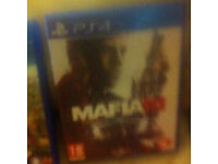 Ps4 pad and mafia 3