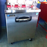 MasterBilt Under counter cooler
